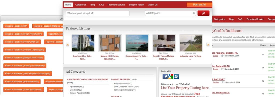 I Push Property Property Portal